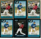 Alex Gordon Rookie and Prospect Card Guide 10