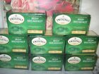 8 BOXES Twinings of London Irish Breakfast Tea Bags 20 Count Pack of 8