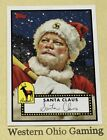 Santa Claus Surprises in 2013 Topps Strata Football 10