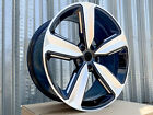 20X9 5X112 +35 BLACK MACHINED FACE FITS AUDI RS3 RS4 RS5 RS6 RS7 A4 A5 A6 A7 30