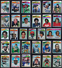 1977 Topps Football Cards Complete Your Set You U Pick From List 1-200