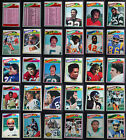 1977 Topps Football Cards Complete Your Set You U Pick From List 201-400