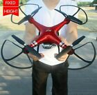 Remote Control Drones Quadcopter FPV Helicopter HD Camera Drone Flying US
