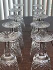 Waterford Crystal Classic Glass Perfect Condition Real Crystal Set Of 10