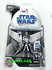 Hasbro Star Wars The Clone Wars Captain Rex mint in sealed mailer box mail in