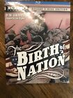 The Birth of a Nation Special Edition Blu ray 3 disc set rare new