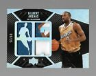 2006-07 Upper Deck Black Gilbert Arenas Patch Jersey #9 25
