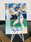 1998 Topps Roger Clemens #A1 Autograph Auto Topps Certified 'The Rocket'