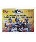 2021 Topps MLB Sticker Collection Baseball Cards 21