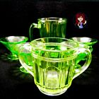 URANIUM DEPRESSION Glass Several Pieces to Choose From RARE Mint Condition