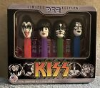 KISS PEZ Limited Edition Collectible Set In Collectible Tin.