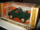 Britains Military Die Cast Vehicle British Scout Car in Box 9781