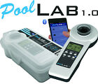 PoolLab10 Electronic swimming pool water test kit with bluetooth