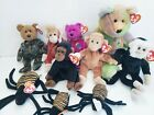 Ty Beanie Baby Collection 10 w/ Tags Congo Bongo Peace Mooch Millennium Spinner