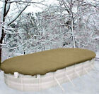 16x24 OVAL DOUGHBOY Above Ground Winter Swimming Pool Solid Cover 12Yr Wrnty