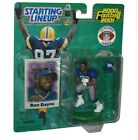 Starting Lineup 2000 Ron Dayne NFL Extended Series Figure New