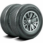 2 New Michelin Defender LTX M S LT 295 60R20 Load E 10 Ply Light Truck Tires