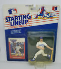 1988 Pete Incaviglia Starting Lineup SLU Texas Rangers