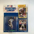 Juan Samuel New York Mets 1990 Kenner SLU Starting Line Up Figure, New, Sealed