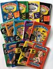 Topps 1985-1987 Garbage Pail Kids OS2-15 Empty Wrappers Set Wax Wrappers