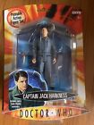 DOCTOR WHO Action Figure Captain Jack Harkness Figure Rare