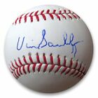 Vin Scully Signed Autographed MLB Baseball Los Angeles Dodgers Legend BAS A45227