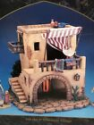 Fontanini Home 5 RETIRED Nativity Set Village 50523 BX BUILDING Heirloom RARE
