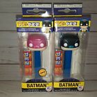 Funko POP PEZ Lot 2 '66 Batman & '66 Batman Chase Purple DC Comics Pop!