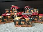 LOT of 6 MATCHBOX Models or Yesteryear FIRE TRUCK COLLECTION Lk