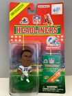 Barry Sanders 1998 NFL Detroit Lions Collectible Headliners NIB