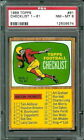 1966 Topps Football Cards 33