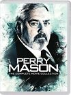 PERRY MASON THE COMPLETE TV MOVIE COLLECTION Sealed New 15 DVD Set All 30 Movies