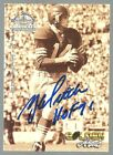 Top 10 Y.A. Tittle Football Cards 22