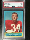 1963 Topps Football Cards 46