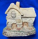 David Winter Cottages THE VILLAGE SHOP 1982 Made and Painted in Great Britain