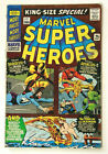 1966 Donruss Marvel Super Heroes Trading Cards 5