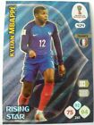 2018 Panini Adrenalyn XL World Cup Russia Soccer Cards - Checklist Added 10