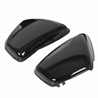 Pair Black Panel Cover For Yamaha 1984 up XV 700 750 1000 1100 Virago LeftRight