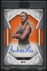 2020 Topps UFC Striking Signatures MMA Cards 31