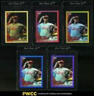 Topps Secures Exclusive Minor League Baseball Card License 19