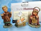 Berta Hummel Nativity Holy Family Mary Joseph Jesus 33501 COA New In Box Goebel