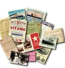 Titanic Trading Cards More Plentiful Than the Ship's Lifeboats 20