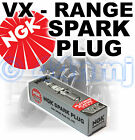 NGK VX V Grooved Spark Plug For SCORPA 250cc SY 250 Racing 01 09