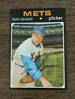 Tom Seaver Cards, Rookie Cards and Autographed Memorabilia Guide 20