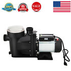 15HP In Ground Swimming Pool Pump Motor Strainer Above Ground Energy Efficient