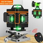 360 Rotary Laser Level Green Beam Auto Self Leveling Measure With Storage Bag