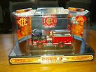 Code 3 Collectibles Chicago Fire Dept Luverne Engine 121 New in case