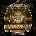 Native American Owl Sweater 3d Print Knitting Pattern Ugly Sweater