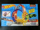 Hot Wheels Action Energy Track Set Toy Playset with Car Loops BRAND NEW