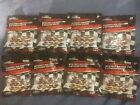 Lot of 8 2019 NASCAR Authentics 187 Die Cast Mystery Cars  Stickers Unopened